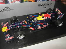 1:18 red bull rb6 p. bruja 2010 Brazil gp L.E. 110100205 Minichamps OVP New