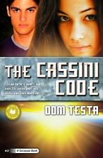 The Cassini Code: A Galahad Book-ExLibrary