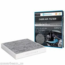 CHARCOAL PREMIUM Carbonized Cabin Air Filter for Acura Honda 80292-SDA-A01