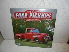 2016 Ford Pick Up Truck 18 Month Calendar Sealed NEW!!