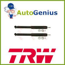 Coppia Ammortizzatori Posteriori FIAT UNO 1.3 Turbo i.e. 89 91 TRW JGT266T