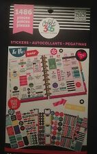 """me & my big ideas create 365 """"Everyday Plans"""" Value Pack Stickers"""