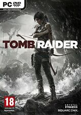 Tomb Raider PC 2013 Lara Croft XP/Vista/7/8 Brand New Sealed Survival
