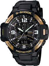 Casio G-Shock Analog-Digital GravityMaster Compass Watch - GA1000-9G