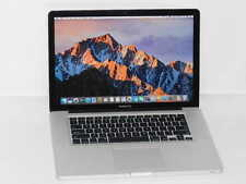 "Apple MacBook Pro 15"" Sierra i7 3.30Ghz 1TB 8GB Logic ProX Office16 Final Cut"