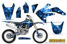 HONDA CRF 150 R CRF150R 07-15 CREATORX GRAPHICS KIT STICKER DECALS INFERNO BL