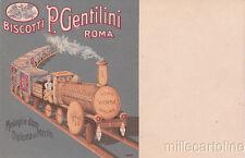 * BISCOTTI GENTILINI - Treno Roma-Vienna-Berlino - Medaglia d'Oro