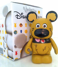 "DISNEY VINYLMATION 3"" PIXAR 1 DUG DOG UP COLLECTIBLE PARK MICKEY MOUSE FIGURE"