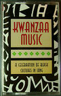 A Kwanzaa Music: Celebration of Black Cultures in Song (Cassette, 1994, Rounder)