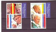 VATICAN - SG1409-1412 MNH 2004 JOURNEYS OF POPE JOHN PAUL II IN 2003