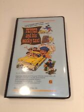 COMEDY BETA NOT VHS PEPPER AND HIS WACKY TAXI 1972 UNICORN VIDEO