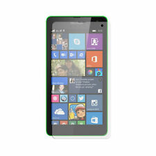 2 x Clear LCD Screen Protector Film Foil Saver For Microsoft Lumia 535