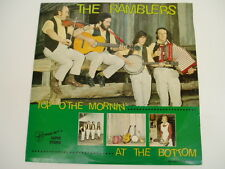 The RAMBLERS Top Of The Morning At The Bottom - OZ LP