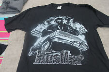 TEE SHIRT  *  HUSTLER - GET MONEY   * XL / 2XL  taille grand