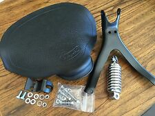 NEW BMW R25/2-R68 R26 R27 DENFELD  SOLO SEAT COMPLETE WITH HARDWARE NEW