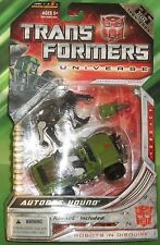 TRANSFORMERS RID CLASSICS UNIVERSE GENERATIONS  HOUND FIGURE 25TH ANNIVERSARY