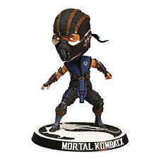 Mortal Kombat X Sub Zero Bobble Head Mezco Toys Headknocker