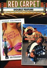 Red Carpet Double Feature: South Beach Academy/Rock 'n' Roll Hi (2006, DVD NEUF)