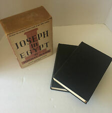 Joseph in Egypt Two Book Set by Thomas Mann