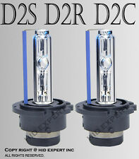 JDM 6000K D2S Xenon Hi/Low Beam Stock HID Diamond White Light Bulbs cheD5429