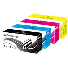 4 X Toner Cartridges for HP CM2320FXI CP2025 CP2025N