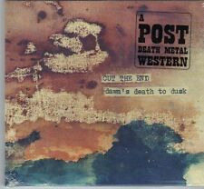 (DX404) Cut The End, Dawn's Death to Dusk - sealed CD