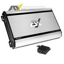 ESX HXE1200.1D HORIZON - 1-Kanal Mono Amplifier Endstufe Monoblock 12V Auto PKW