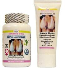 Breast Enlargement Pills Cream Actives Bust Enhancement Shemale Transsexual