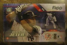 DEREK JETER 2002 FLIPP BOOK NEW SEALED FLIPPBOOKS BASEBALL FLIPP BOOK