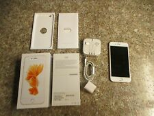 LOCKED! READ DESCRIPTION CAREFULLY Apple iPhone 6s - 16GB Rose Gold ANY CARRIER