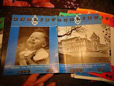Magazine Interne Ancien Camion Berliet Information N°72 1959