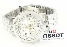 Tissot T0552171111300 PRC 200 Quartz Chrono Mother of Pearl Dial Women's Watch