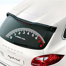 Car Off Road Sticker Speedometer Vinyl Graphics Decal Reflective Windshield
