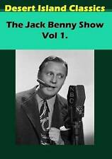 Jack Benny Show Vol 1.  DVD NEW