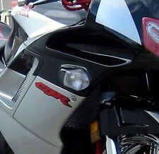 Blanc clignotant/front Clignotant Honda CBR 600/cbr600 pc25, Clear signals