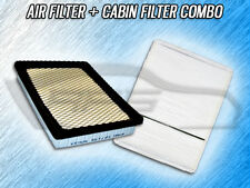AIR FILTER CABIN FILTER COMBO FOR 2000 2001 2002 2003 2004 2005 BUICK LESABRE