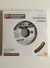 Vitrex Diamond Replacement Tile saw blade 110mm Electric wet cutter