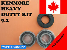 FRONT LOAD WASHER,2 TUB BEARINGS AND SEA, Kenmore,Sears, KIT # 9.2 ,,