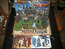 Mega Bloks - Dragons 9890 - Warriors Fortress - 100% Complet