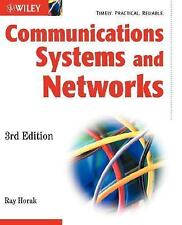 Communications Systems and Networks by Ray Horak (2002, Paperback, Revised)