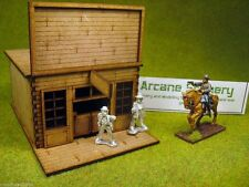 Old West Cowboy Building #3 Small 25mm, 28mm Terrain E003
