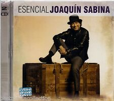 2 CD's - Esencial Joanquin Sabina CD NEW 2 CD's 34 Exitos BRAND NEW