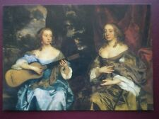 POSTCARD SIR PETER LELY - TWO LADIES OF THE LAKE FAMILY