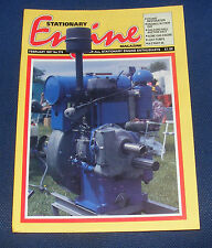 STATIONARY ENGINE MAGAZINE FEBRUARY 1997 NO.276 - THE ACME GAS ENGINE