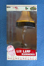 A CHRISTMAS STORY LEG LAMP HEADKNOCKERS NECA REEL TOYS HEAD KNOCKERS