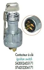 INTER CONTACT A CLE TOYOTA 574202206171 PIECE DETACHEE CHARIOT ELEVATEUR