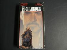 NISP Highlander Christopher Lambert Sean Connery Roxanne Hart 1993 VHS NEW