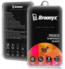Broonyx Super Premium Tempered Glass For Lenovo K5 Note