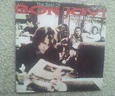 BON JOVI CROSSROAD BEST OF FIRST PRESS 1992 Collectors Edition 15 TRACK CD