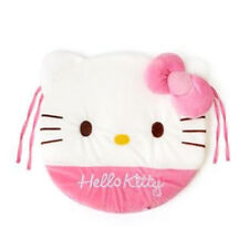 Hello Kitty Face Sitting Cushion Seat Mat Pad Girls Office Chair Plush Item